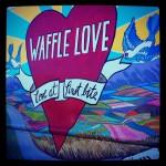 Waffle Love waffle truck