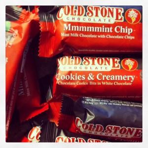 Coldstone Chocolate
