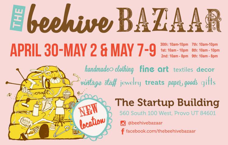 Beehive Bazaar Spring15