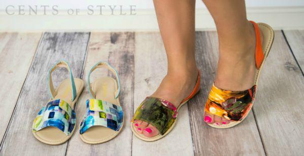 Cute summer shoes deal
